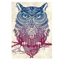 Customize your iPhone 5 with this high definition Tribal owl wallpaper from HD Phone Wallpapers! Buho Tattoo, Tattoo Owl, Tattoo Maori, Calf Tattoo, Image Swag, Owl Wallpaper, Tribal Wallpaper, Owl Print, Cute Owl