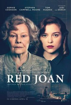 Directed by Trevor Nunn. With Judi Dench, Sophie Cookson, Stephen Campbell Moore, Tom Hughes. The story of Joan Stanley (Dame Judi Dench), who was exposed as the K.'s longest-serving British spy. Sophie Cookson, Film Dc, Film Movie, Shakespeare In Love, Judi Dench, Tv Series Online, Movies Online, Movies To Watch, Good Movies