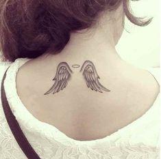 Angel Wings Tattoos 16