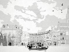 The Wild City by Giovanni Bellotti and Erik Revellé - The Why Factory, Biodiversity Design Studio - TuDelft