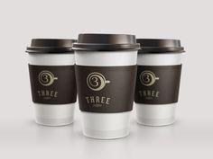 Three Coffee by Ryan Jeon
