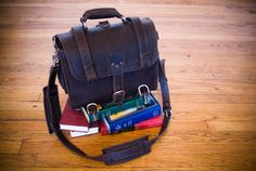 saddleback leather bags, super cool!!