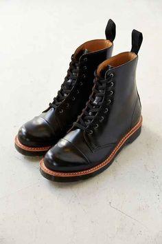 Dr. Martens Charlton 8-Eye Polished Boot-