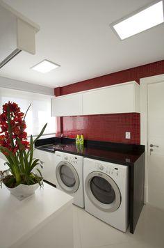 10 Áreas de serviço decoradas - veja dicas e modelos para casas e apartamentos!