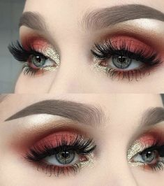 makeup inspo // follow @RomaStyled for more