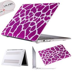 Pink Giraffe, Macbook Air Pro, Computer Accessories, Hot Pink, Shells, Apple, Laptops, Amazon, Cover