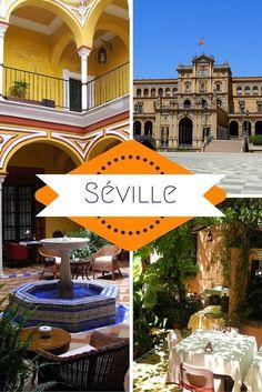 Week-end à Séville: idées romantiques et visites incontournables pour visiter Séville en Espagne. Où dormir à Séville? Où dîner? Que visiter à Séville ? Le guide complet pour préparer votre voyage à Séville #voyage #espagne #séville