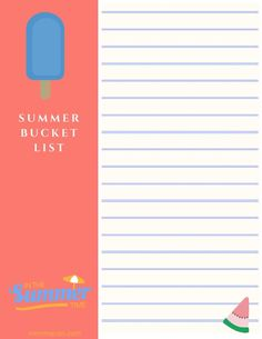 HOW TO PLAN, CREATE, DOCUMENT and ENJOY YOUR SUMMER Every year my youngest son asks me when we are going to make our Summer Bucket List. It is a big deal to him and he looks forward to choosing a …
