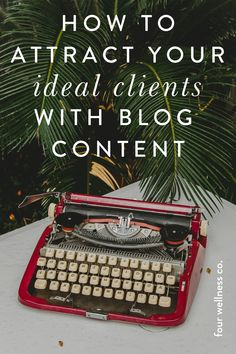 As a health coach, blogging is one of the best things you can do to grow your audience and connect with new clients for your wellness practice   Four Wellness Co.   Click to learn tips and tricks to be sure you're most effectively using your blog posts to attract your ideal clients #blogging #healthcoach #wellnessbusiness #marketing #Onlinebusiness Coach Website, Business Goals, Business Tips, Blog Writing, Creating A Blog, Getting To Know You, For Your Health, Wellness Tips, Health Coach