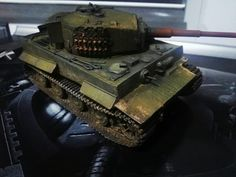 Tiger I by jass