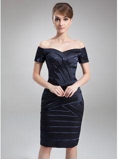 Longueur genou, Forme Fourreau, Trouvez la robe parfaite pour le mariage de  votre fille, avec une superbe robe du soir pour mère de mariée. c5a026ab6517