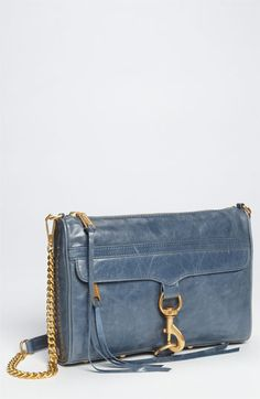 rebecca minkoff MAC shoulder bag- time to give myself a gift Mac S, Little Bag, Leather Shoulder Bag, Rebecca Minkoff, Satchel, Purses, My Style, Fall, Accessories