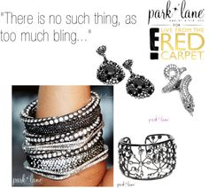 """Bling it on"" by parklanejewelry on Polyvore"