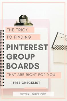 Ever wonder what the secret is to unlocking success on Pinterest? Group boards! But not just any Pinterest group boards will work. You need to be strategic in the boards you join. This post shows you exactly what to look for in a group board, where to find the best ones, and how to join group boards! Affiliate Marketing, Online Marketing, Social Media Marketing, Marketing Ideas, Business Tips, Online Business, Creative Business, Tips Instagram, Pinterest For Business