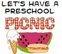 Let's Have a Preschool Picnic - ideas for having a picnic with young children in your preschool program