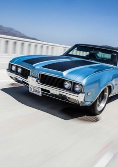 We have 3 point seatbelts available for the 1966-1973 Oldsmobile Cutlass as well as the '442' hood and fender emblems available on our website! Check out all of our classic car gear at www.morrisclassic.com Oldsmobile 442