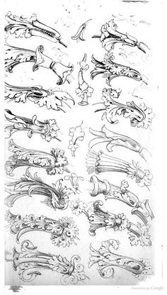 Guide for the drawing of acanthus: and every description of ornamental ... - James Page - Google Livres