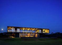 Уникальный панорамный дом