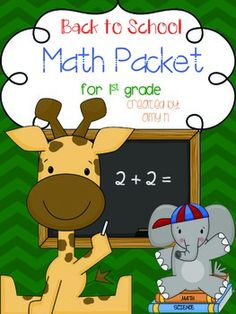 February Math Worksheet Pack {2nd Grade} | Math Worksheets, Worksheets ...