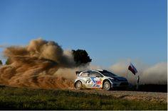 Mikkelsen og Fløene klamret til å sikret andre plassen i Polen. Volkswagen, Rally Car, Car Ins, Deserts, Racing, Count, Desktop, Sunday, Hardware