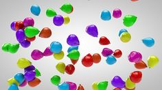 Learn Colours for Children with Colour Balloons