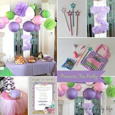 Night Owl Corner: 40 Birthday Party Themes for Girls 40th Birthday Party Themes, Tea Party Birthday, First Birthday Parties, 40 Birthday, Birthday Ideas, Girl Parties, Lila Party, Daisy Party, Little Girl Birthday