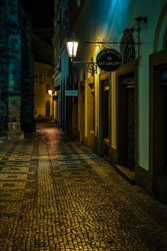 Prague street by jorgen norgaard on 500px