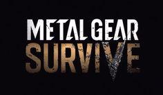 Konami presenta Metal Gear Survive, el primer juego de la serie sin Hideo Kojima - Tráiler