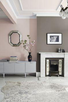 Valspar -Bookcase paint collection: Unknowing, White Rabbit, Hemmingway