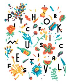 Pitchfork Music Festival by Tim Lahan — Agent Pekka