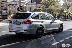Alpina B3 Bi-Turbo Touring 2013 - 2 November 2014 - Autogespot