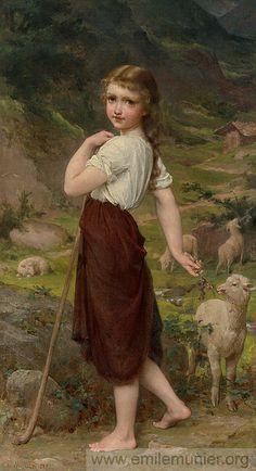 Émile Munier (2 June 1840 – 29 June 1895) was a French academic artist