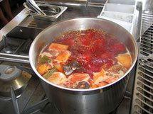 Polish Beet Soup - Barszcz