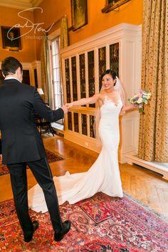Wedding at The Harvard Club of NY in Manhattan   sarah tew photography