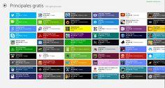 Windows Store supera las 50.000 aplicaciones http://www.genbeta.com/p/75242