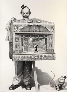 El Hurgador [Arte en la Red]: Laurie Lipton [Dibujos]