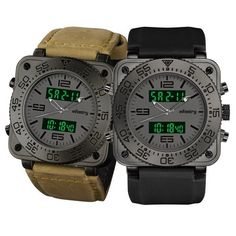 nice Night Vision INFANTRY Police Mens Military Army Sport Luxury Digital Analog Quartz Wrist Watch Tactical Rubber Real Leather Straps #FS-001-M-D-SET - For Sale Check more at http://shipperscentral.com/wp/product/night-vision-infantry-police-mens-military-army-sport-luxury-digital-analog-quartz-wrist-watch-tactical-rubber-real-leather-straps-fs-001-m-d-set-for-sale/