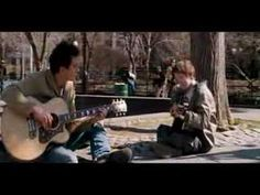 Definitely one of my favorite scenes in #AugustRush, a homeless musical prodigy gets a random duet with a guy who turns out to be his father. Great tune.