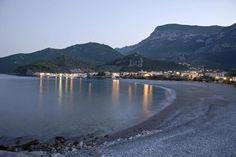 Kyparissi Lakonia Greece Holiday Destinations, Tuscany, Greece, Paradise, Spain, River, Island, Country, Night