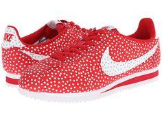 Nike Classic Cortez Print University Red/Wolf Grey/White - Zappos.com Free Shipping BOTH Ways