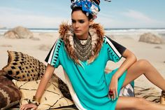Lalesso SS13Please follow the Afro Chic Gist blog for daily updates!