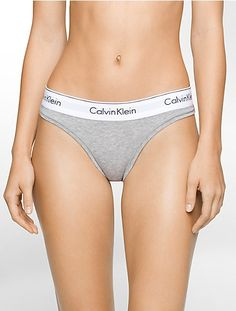 Image for modern cotton thong from Calvin Klein Fashion Tights, Women's Fashion, Underwear Shop, Woman Silhouette, Sexy Teens, Calvin Klein Underwear, Calvin Klein Women, Clothes For Women, Cotton