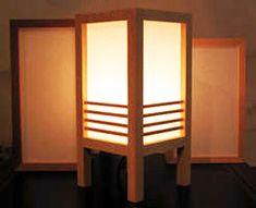 KODAMA Lampshades, Minimalism, Table Lamp, Miniatures, Lights, Japanese Style, Wood, Modern, Catalog