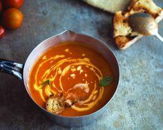 kremna vrtna paradižnikova juha | jernejkitchen