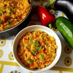 Romanian Food, Ratatouille, Risotto, Diet Recipes, Diets, Ethnic Recipes, Skinny Recipes, Banting, Diet