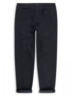 Plectrum Archive Pin Stripe Trousers