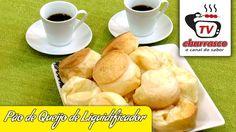 Receita de Pão de Queijo de Liquidificador - Tv Churrasco
