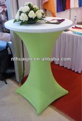 Spandex Lycra Highboy Cocktail Bistro Table Cover Four Way Stretch Elastic  Bistro Table Cover Lycra Table Cover   Buy Four Way Stretch Table Cover,Round  ...