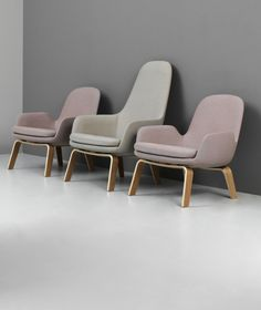 Via NordicDays.nl | New Normann Copenhagen | Era Lounge Chair http://decdesignecasa.blogspot.it