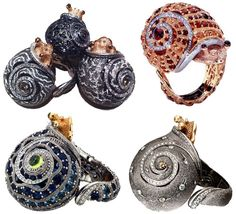 """."""" Susannah tried desperately to clamp down on her nausea as the other two snails crawled out of their shells. Beautiful shells! Beautiful shells! """""""